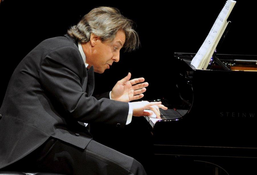 Le jeu passionné du pianiste Alain Lefèvre au Palais Montcalm | 20 décembre 2012