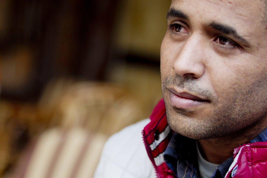 Choqué par l'arrestation arbitraire et l'incarcération brutale infligée... (PHOTO MARCO CAMPANOZZI, LA PRESSE)
