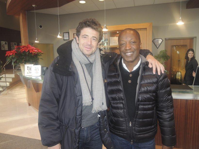 Patrick Bruel et Herby Moreau | 21 décembre 2012
