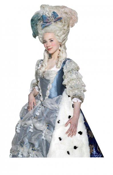 Les 5 meilleurs looks : Le style Versailles | 21 décembre 2012
