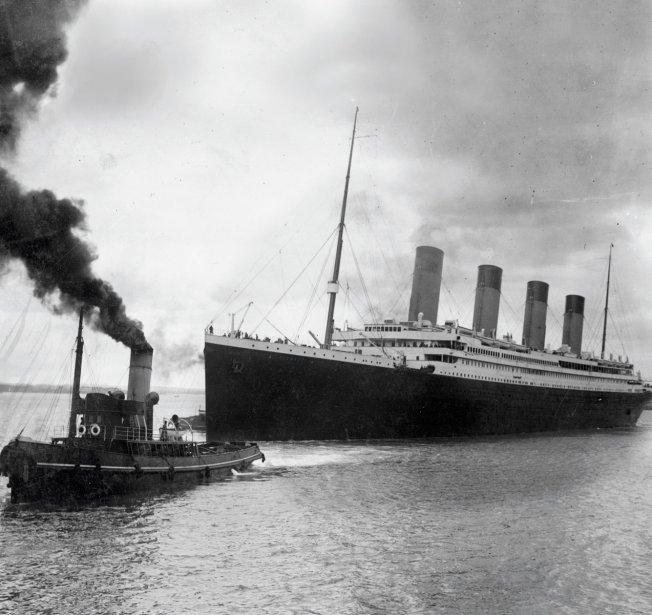 Les cinq «bloopers» (comme dans oups!) : Le Titanic. S'ils avaient su, ils seraient pas venus... | 21 décembre 2012