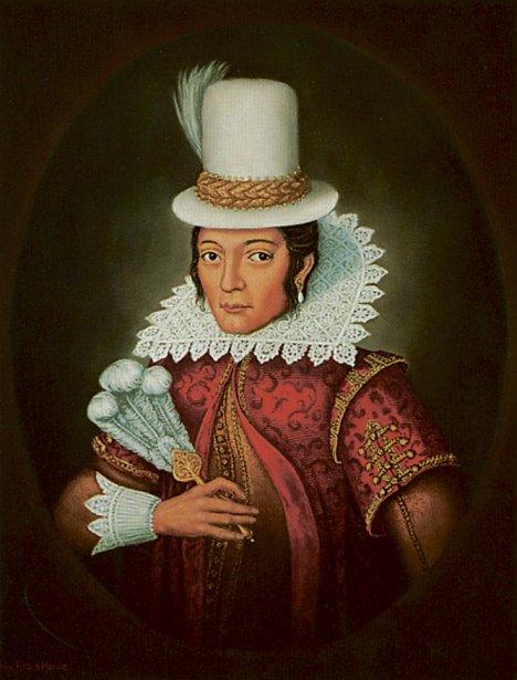 Les 10 personnalités de l'humanité : Pocahontas, légendaire et courageuse Amérindienne | 21 décembre 2012