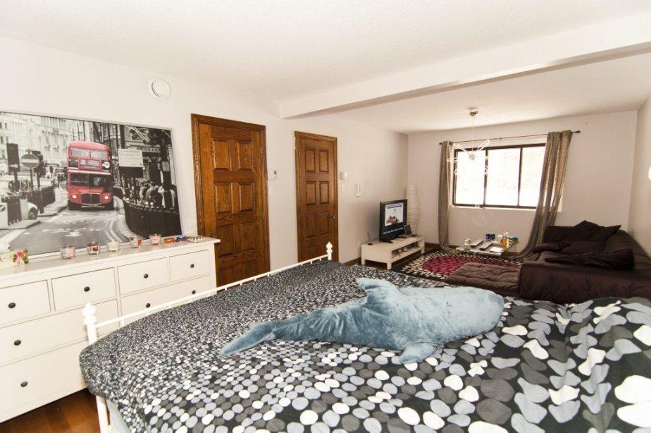 La chaleur irradie les pièces par le haut, y compris dans les trois chambres à coucher. | 21 décembre 2012