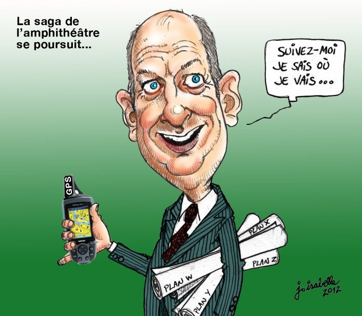 Caricature du 21 décembre | 21 décembre 2012