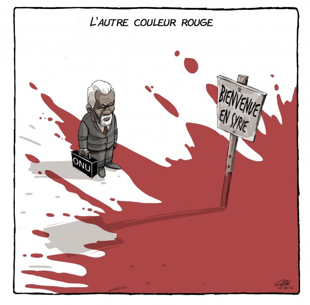 CONFLIT ÉTUDIANT (Le Soleil, André-Philippe Côté)