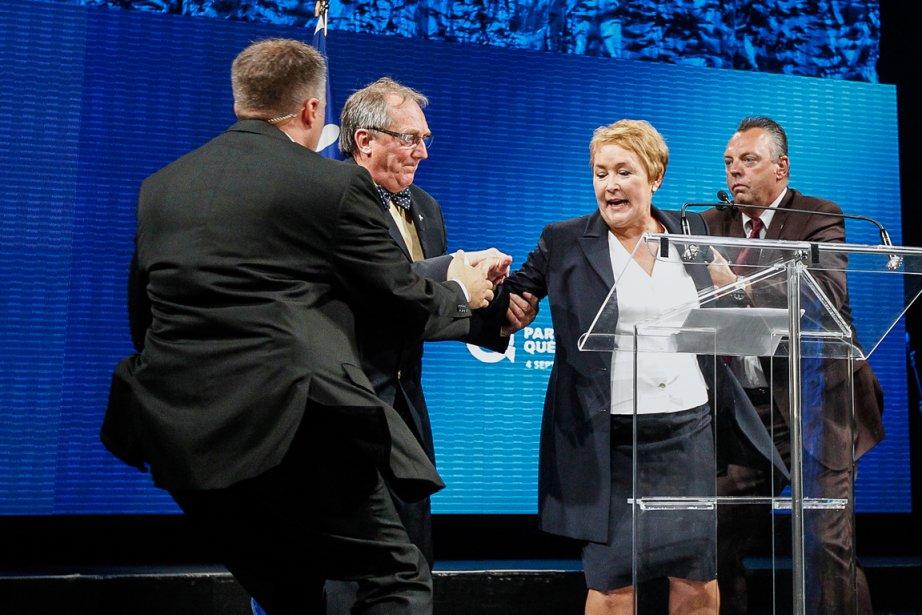Le soir des élections, Olivier Pontbriand avait été affecté à... | 2012-12-21 00:00:00.000