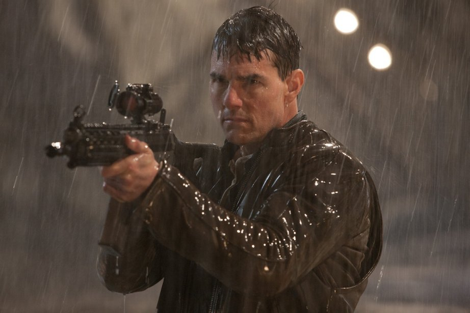 Tom Cruise incarne Jack Reacher... (Photo: fournie par Paramount Pictures)