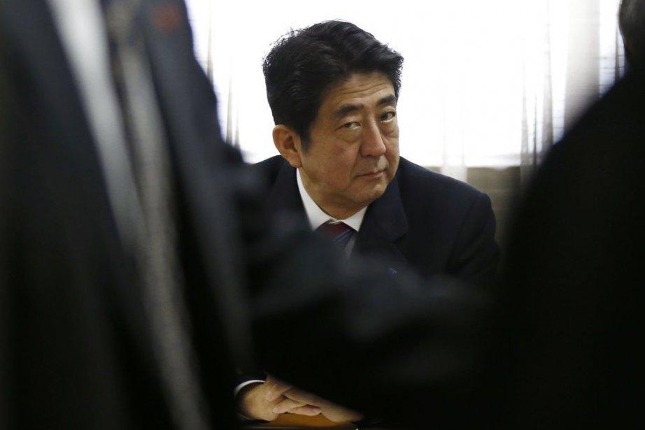 «La relation Japon-Chine est faite de liens bilatéraux... (Photo : Toru Hanai, Reuters)