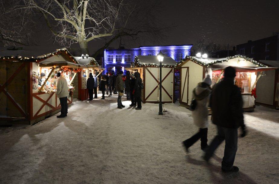 Marché de Noël de Longueuil | 22 décembre 2012