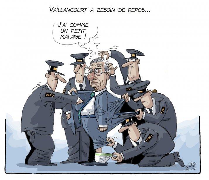 COMMISSION CHARBONNEAU (Le Soleil, André-Philippe Côté)