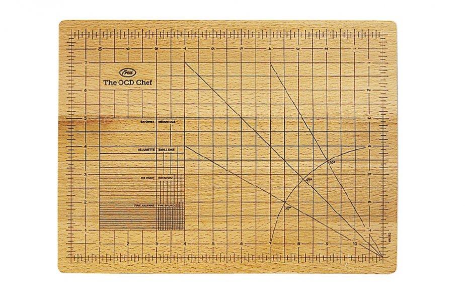Planche à découper en bois, 28,50$ chez Zone, 999, avenue Cartier, Québec, 418522-7373 | 23 décembre 2012