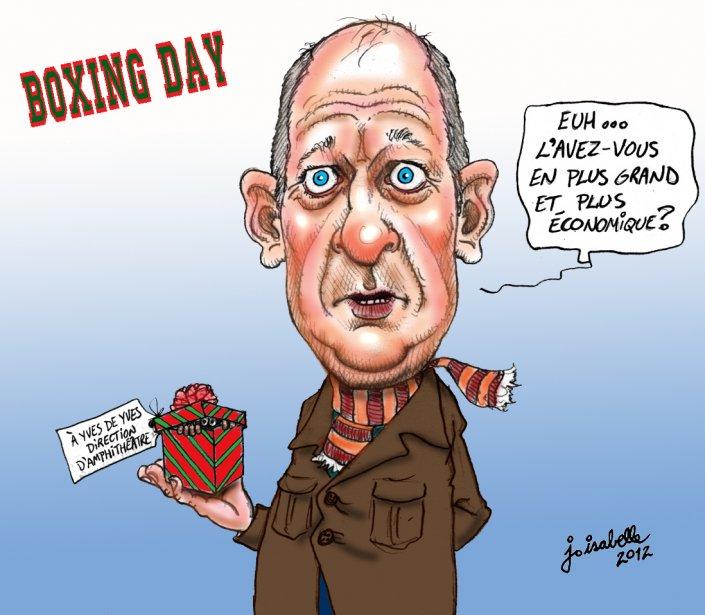 Caricature du 27 décembre | 26 décembre 2012