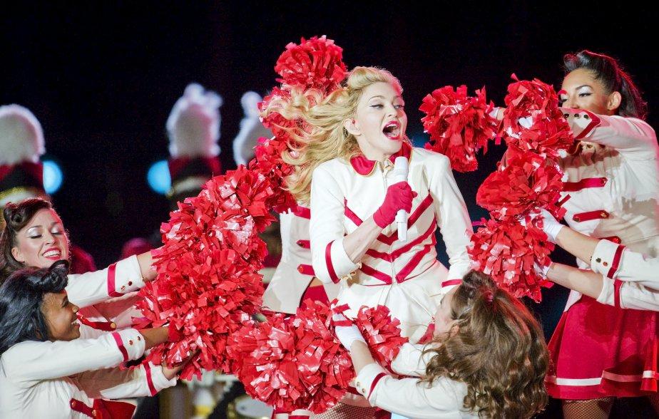 Madonna sur les Plaines | 27 décembre 2012