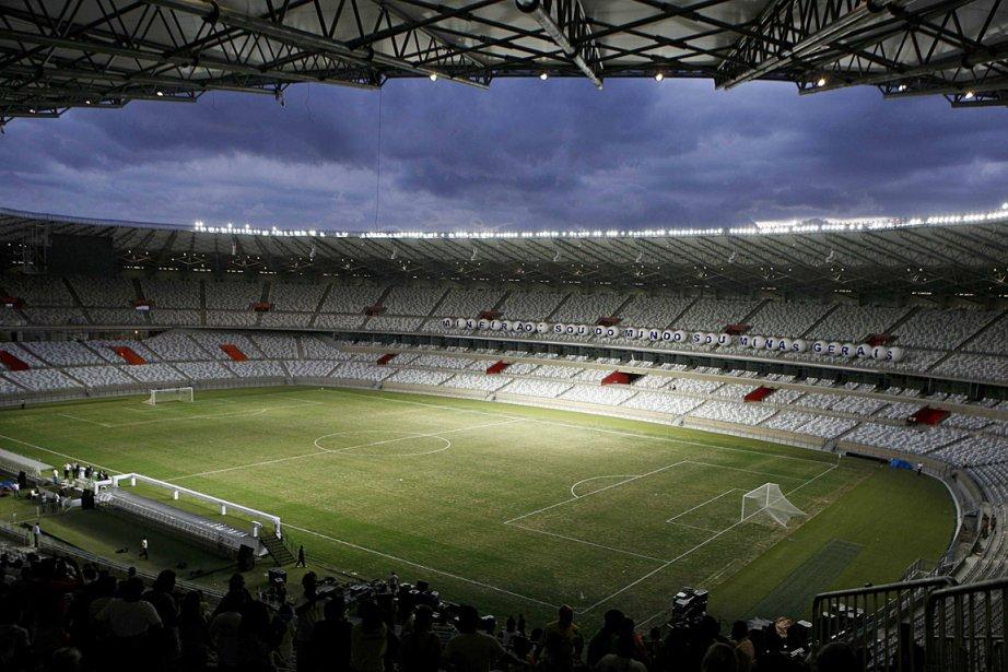 Le stadeMineirao deBelo Horizonte.... (PHOTO WASHINGTON ALVES, REUTERS)