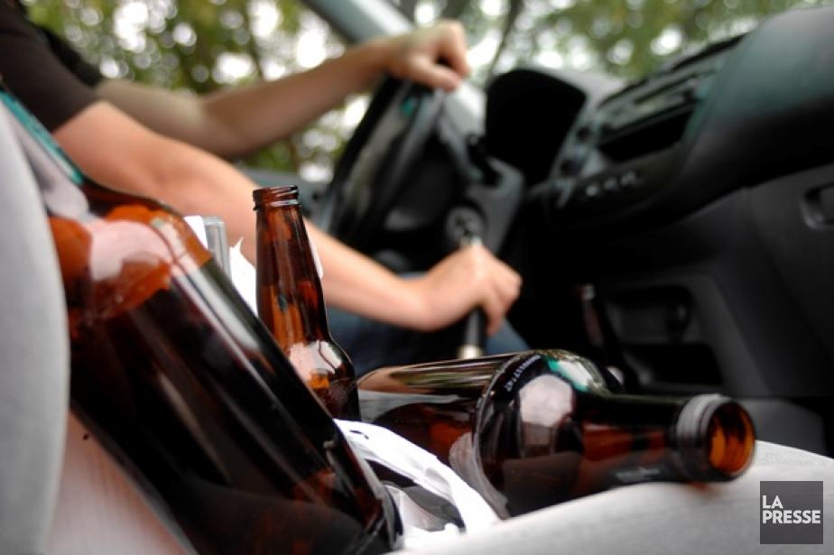les infractions pour alcool au volant sont en hausse au. Black Bedroom Furniture Sets. Home Design Ideas