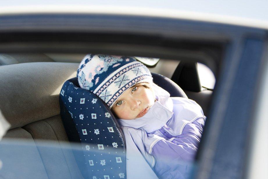 Un enfant sur deux ne serait pas protégé... (Photo : archives La Presse)