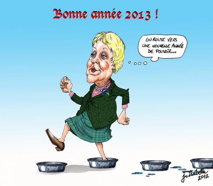 Caricature du 29 décembre... | 2012-12-28 00:00:00.000