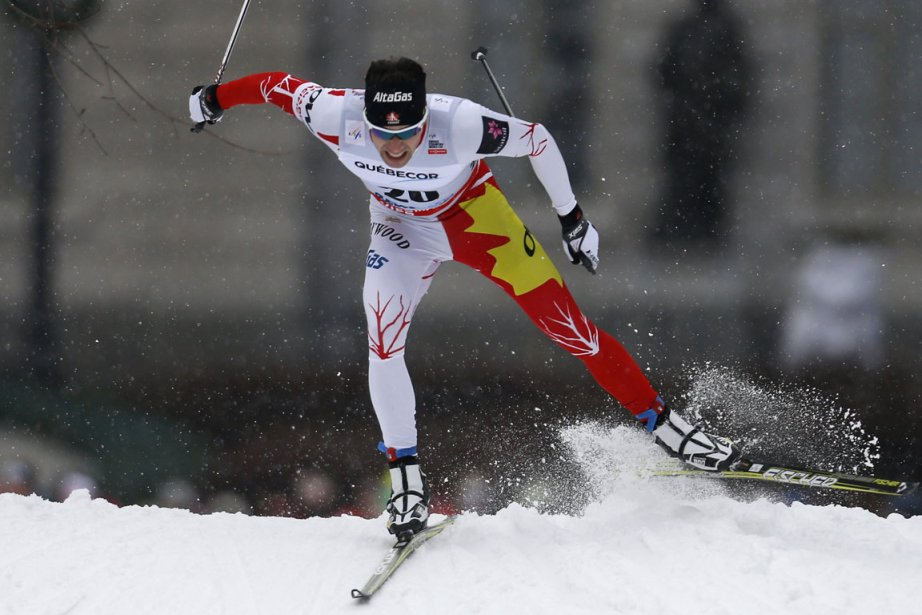 Il s'agit du premier top-10 de la saison... (Photo : Mathieu Bélanger, archives Reuters)