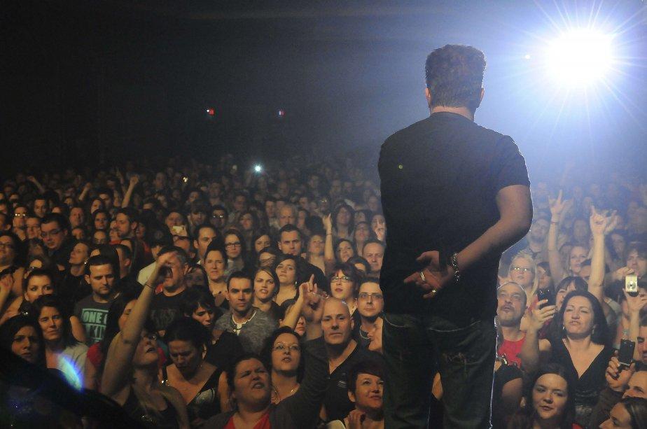 Party des Fêtes du rocker québécois ()
