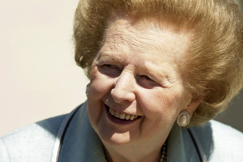 Margaret Thatcher, photographiée en juin 2009.... (Photo: archives AFP)