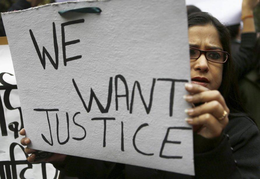 «Nous voulons la justice», réclame celle-ci. | 30 décembre 2012