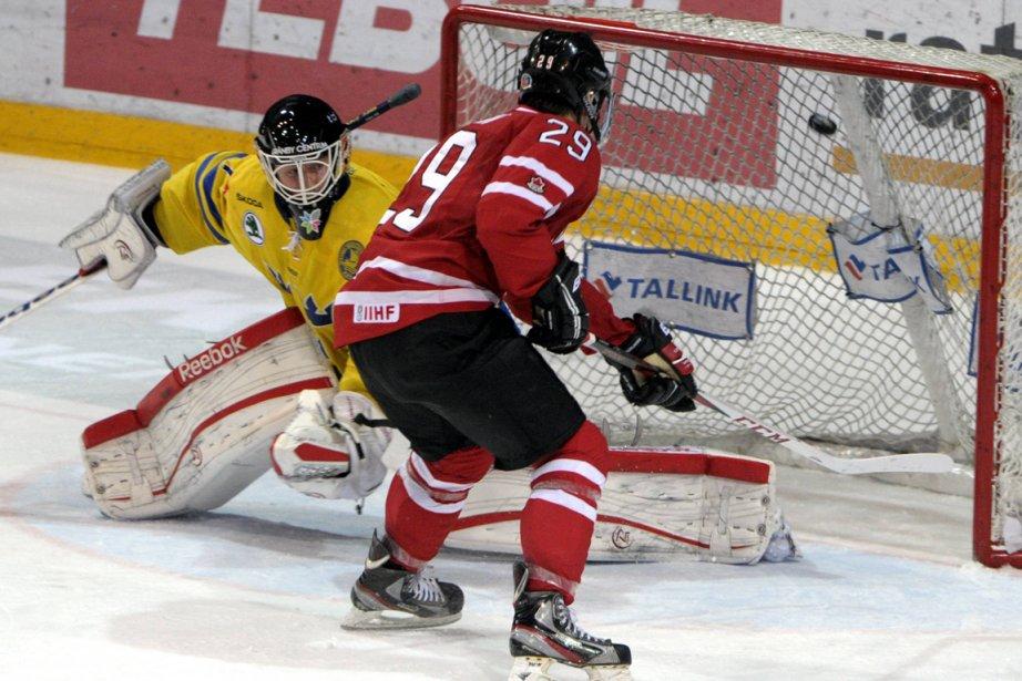Nathan MacKinnon, malgré toutes ses belles qualités, n'est... (Photo : Jussi Nukari, AFP)