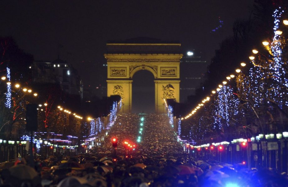 Paris, France (PHOTO MIGUEL MEDINA, AFP)
