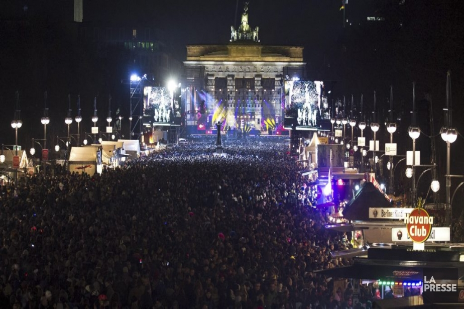 Berlin, Allemagne (PHOTO JOHN MACDOUGALL, AFP)