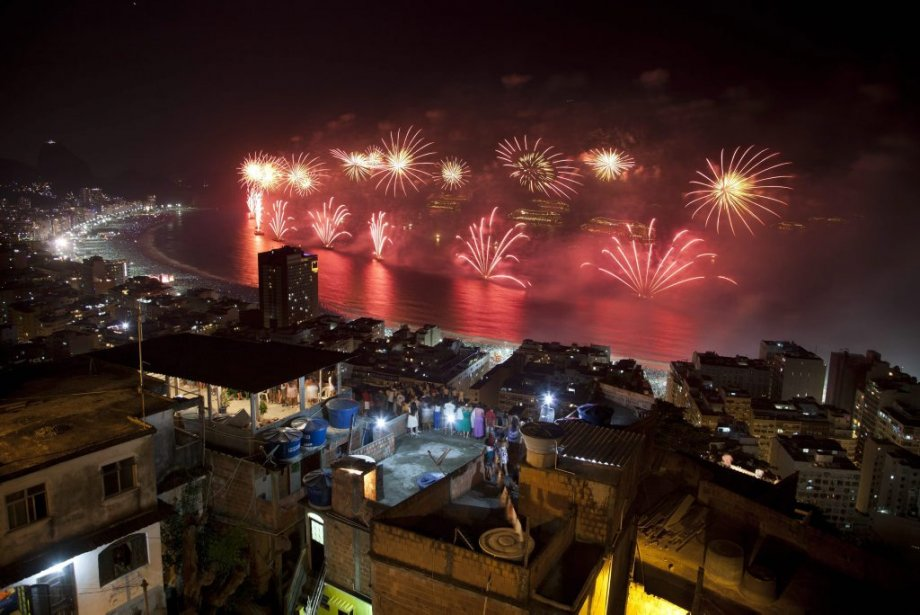 Rio de Janeiro, Brésil | 31 décembre 2012