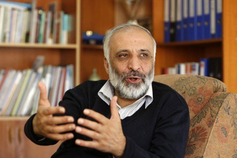 Mohammad Masoom Stanekzai, un des principaux négociateurs de... (PHOTO MOHAMMAD ISMAIL, Reuters)
