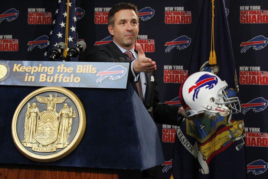 Russ Brandon... (Photo Bill Wippert, Associated Press)