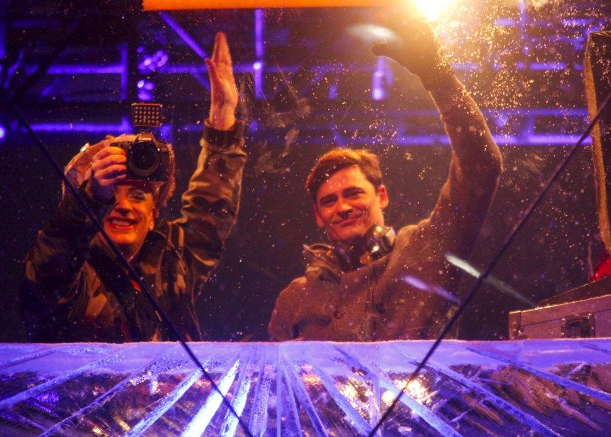 DJ Boy George | 2 janvier 2013