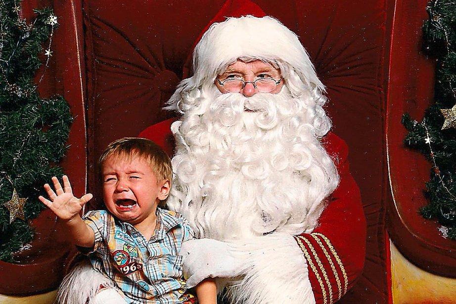 «Mon ti-loup n'a vraiment pas aimé le père Noël cette... | 2013-01-02 00:00:00.000