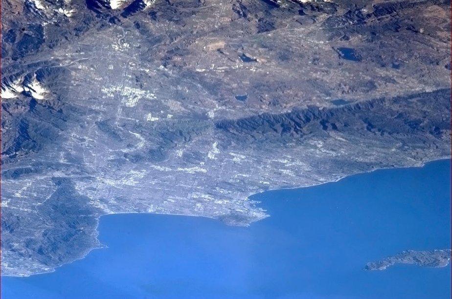 Los Angeles en Californie | 3 janvier 2013