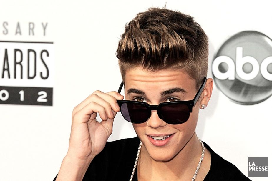 Justin Bieber... (Photo: archives La Presse)