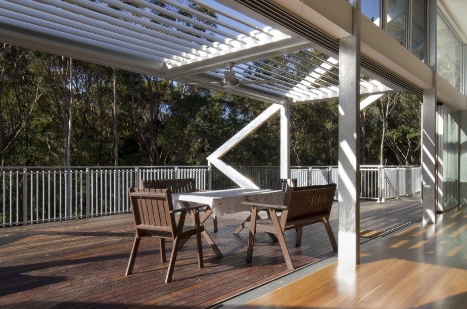La maison Tinbeerwah, complétée en septembre 2012 par la firme Robinson Architects. | 7 janvier 2013