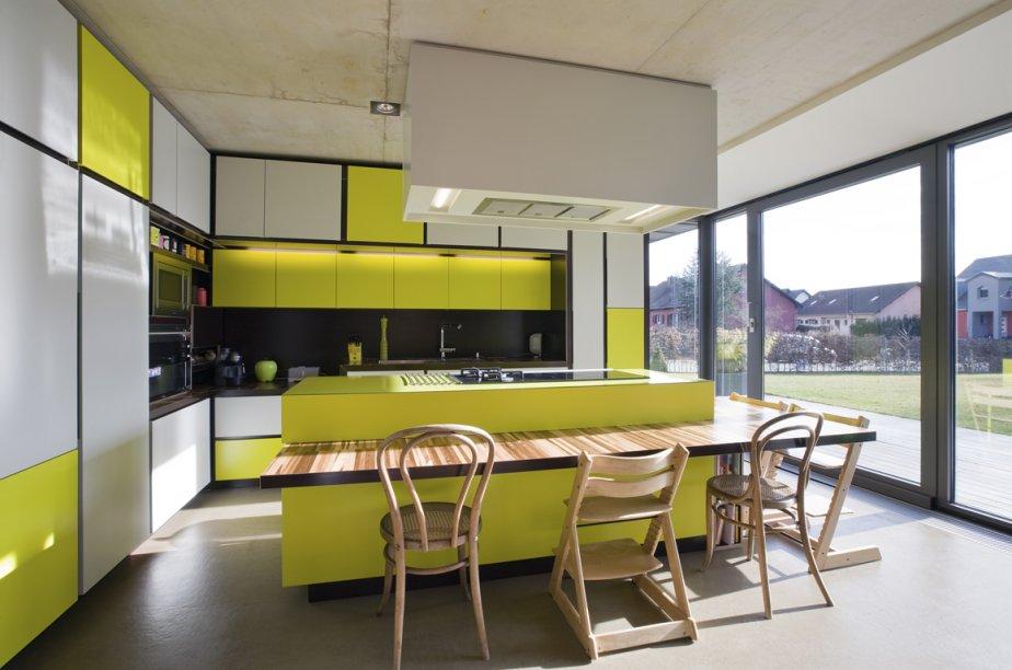 La maison de Steinfort, au Luxembourg. | 7 janvier 2013