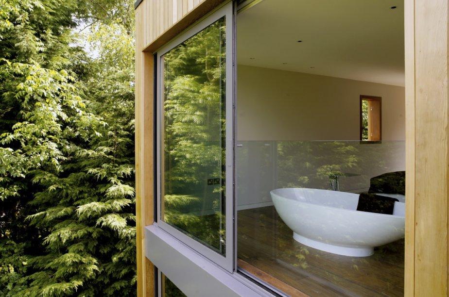 La Hind House de la firme John Pardey Architects au Royaume-Uni. | 7 janvier 2013