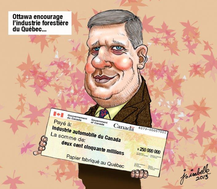 Caricature du 5 janvier | 7 janvier 2013