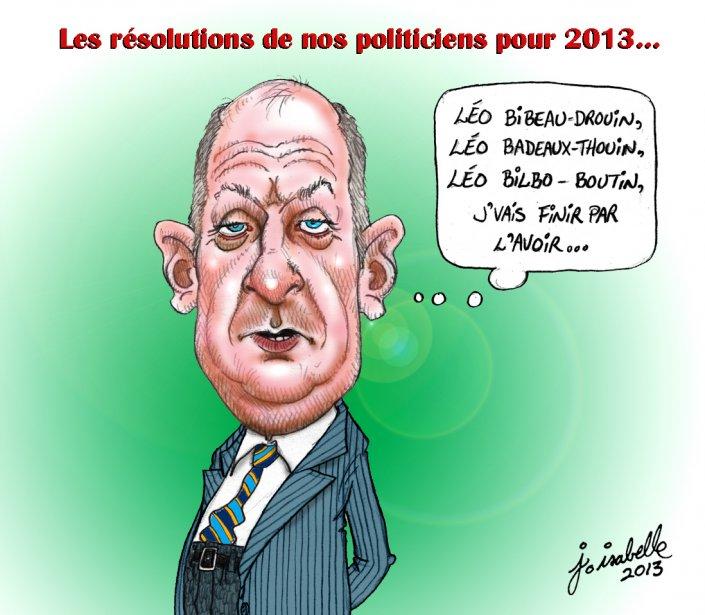 Caricature du 4 janvier | 7 janvier 2013