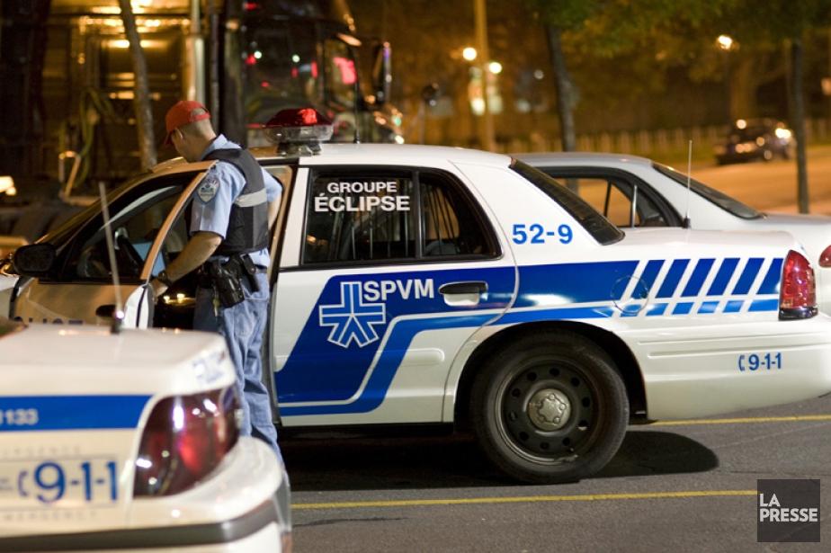 «De 80 à 90% des interventions des policiers... (Photo: Robert Skinner, La Presse)