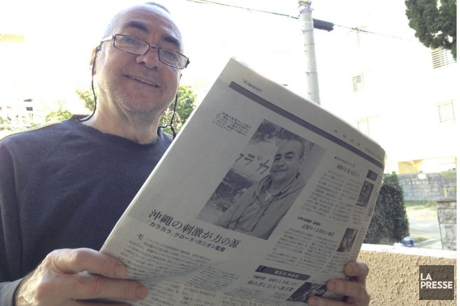 Claude Gagnon affirme avoir accordé une cinquantaine d'entrevues... (PHOTO FOURNIE PAR CLAUDE GAGNON)