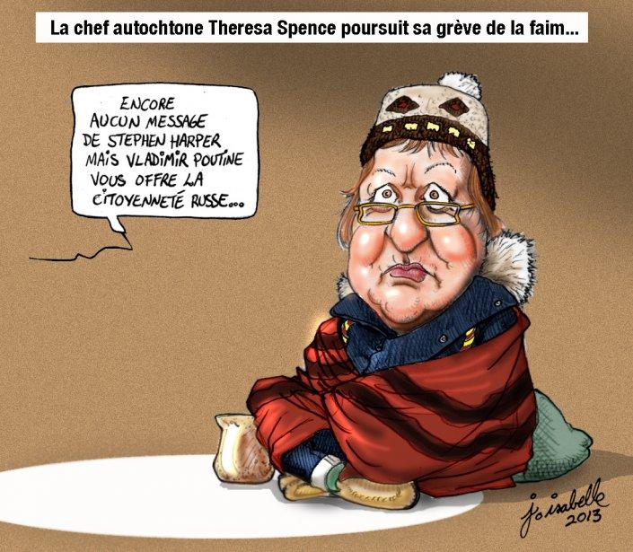 Caricature du 9 janvier | 9 janvier 2013