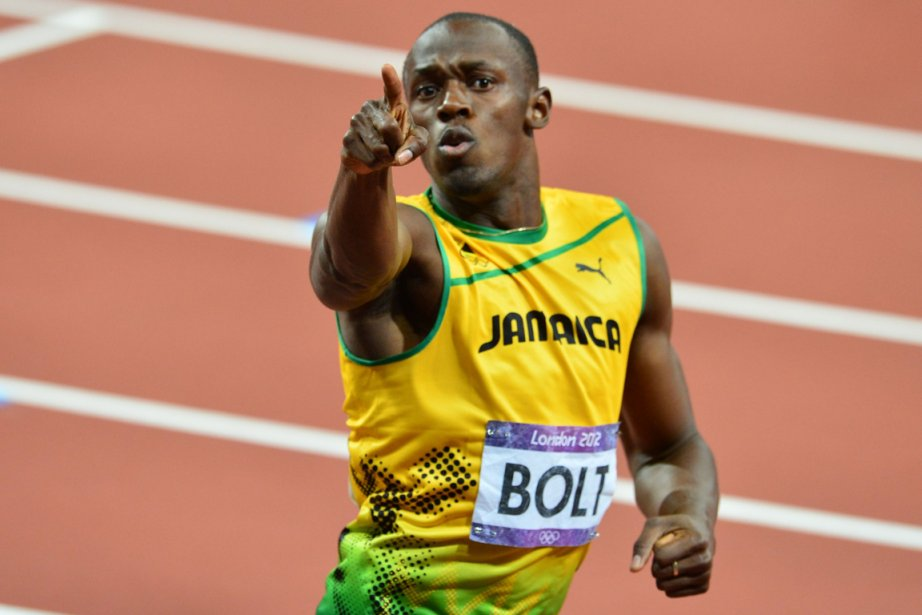 Usain Bolt... (Photo: AFP)
