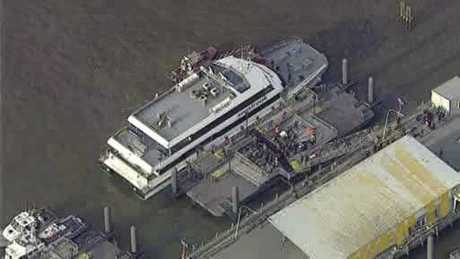 Image aérienne de la station WABC News Channel 7 . | 9 janvier 2013