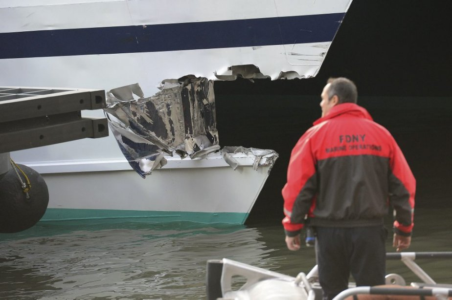 Constatation des dégâts... | 9 janvier 2013