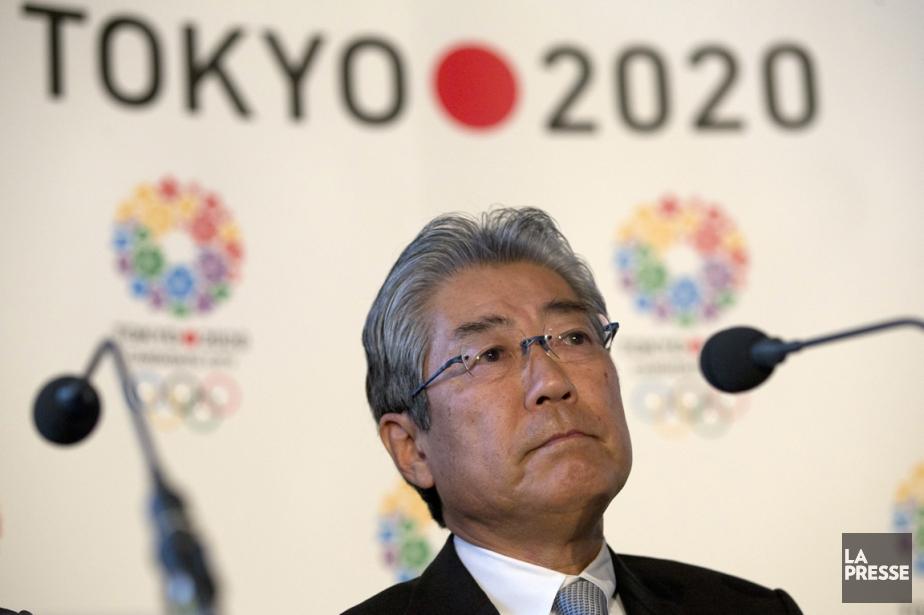 Le président du Comité olympique japonais, Tsunekazu Takeda.... (Photo: AP)
