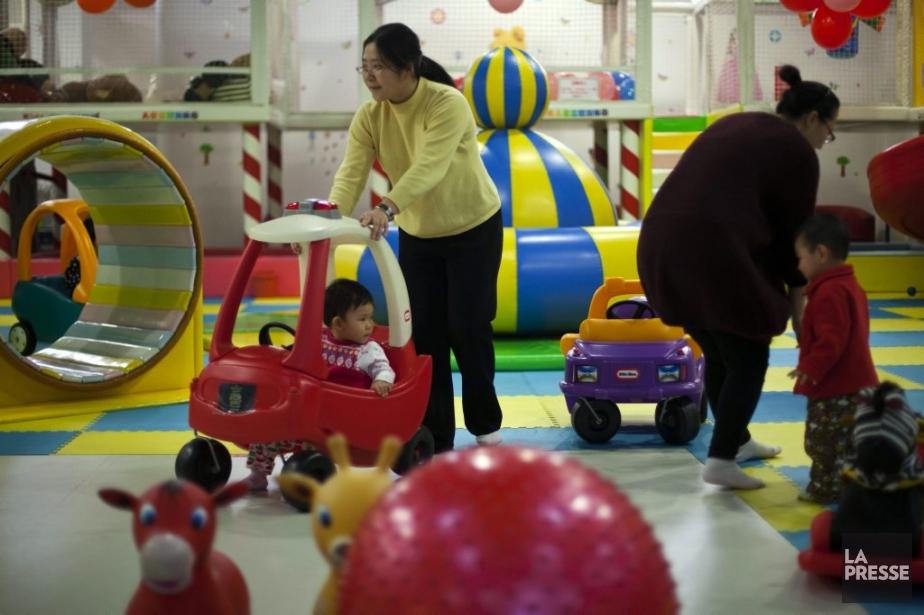 Des chercheurs ont constaté que les enfants uniques... (PHOTO Alexander F. Yuan, AP)