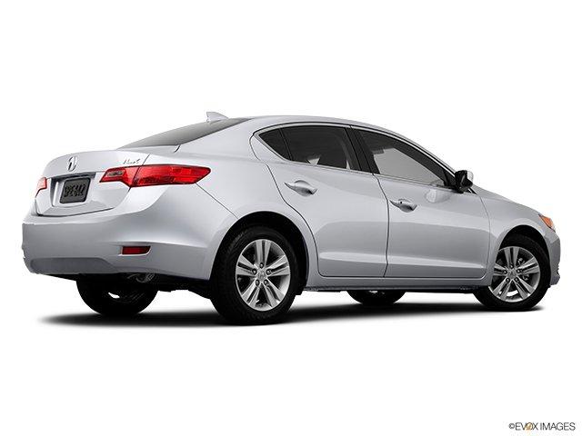Acura ILX 2013: Quoi demander de plus? - Berline 4 portes Hybride - Plan latéral arrière (Evox)