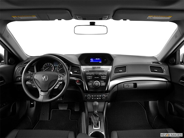 Acura ILX 2013: Quoi demander de plus? - Berline 4 portes Hybride - Tableau de bord (Evox)